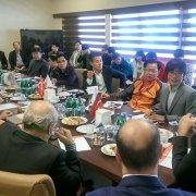 Güney Kore Ticari Heyeti Perpa Ziyareti