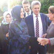 Fatma Betül Sayan Kaya Perpa'da Mithat Yümlü Hasan Sezgin