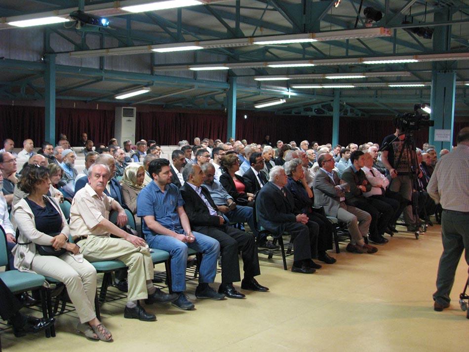 Arsa Davaları Bilgilendirme Toplantısı