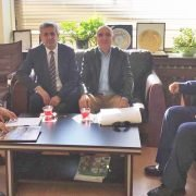 Hasan Sezgin Bulgaristan Başkonsolosluğu Ziyareti