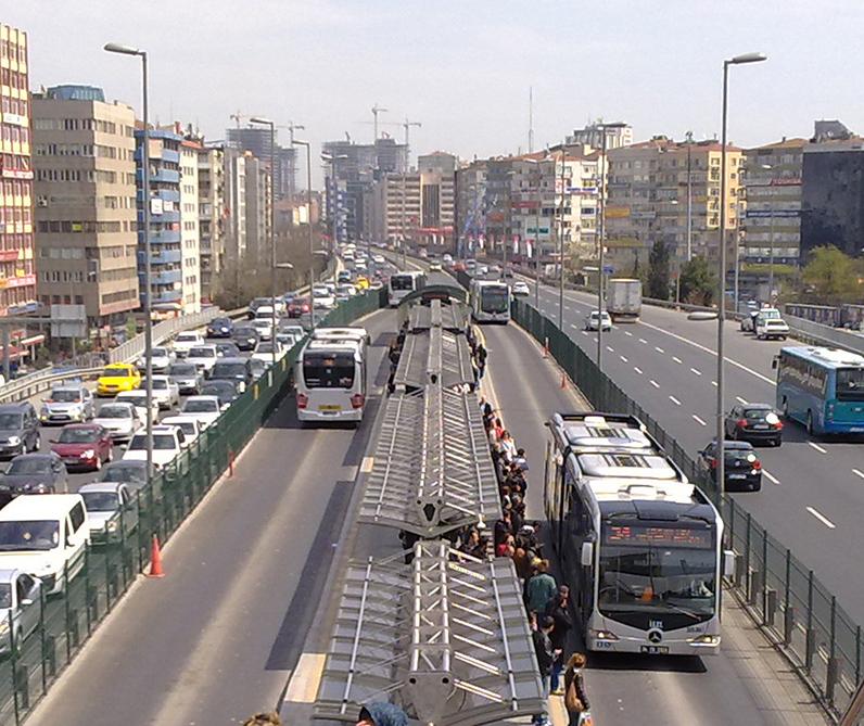 Avrupa'nın En Genç Otobüs Filosu
