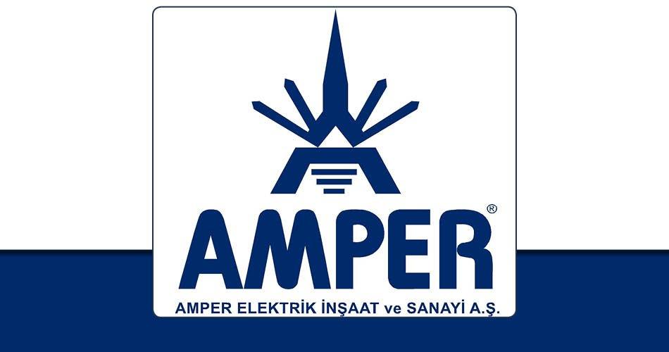 Amper Elektrik Yıldırımlık