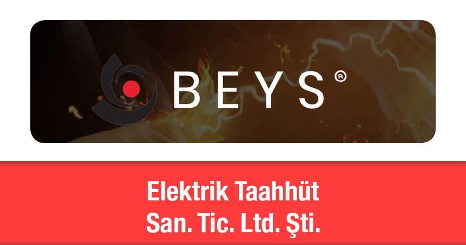 Beys Elektrik Taahhüt