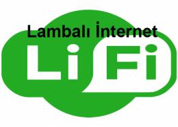 Lambalı İnternet Li-Fi