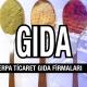 Perpa Ticaret Merkezi Gıda Firmaları