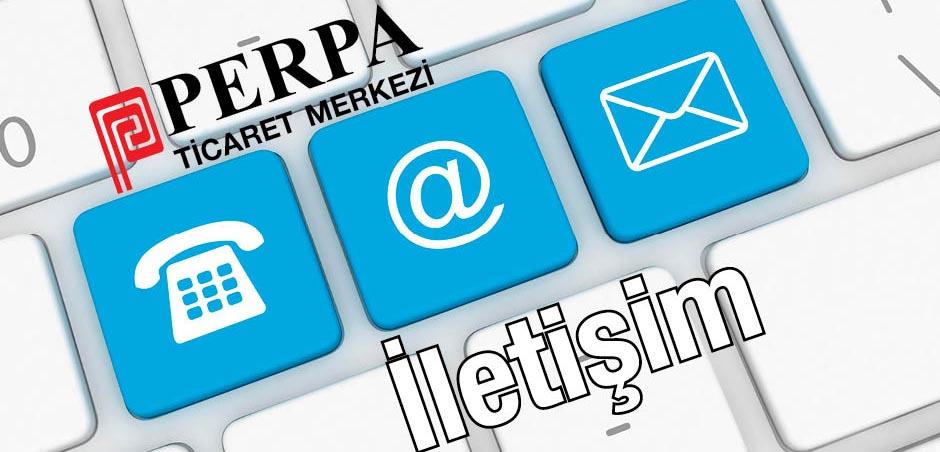 Perpa iletişim Perpa Ticaret Merkezi iletişim bilgileri