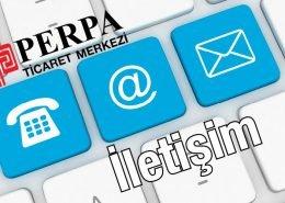 Perpa Ticaret Merkezi iletişim