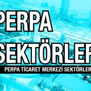 Perpa Ticaret Merkezi Sektörler