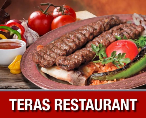 Teras Restaurant Perpa