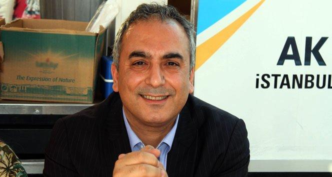 Ahmet Hamdi Çamlı - Markar Eseyan Perpa Ziyareti