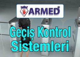 Armed Güvenlik Geçiş Kontrol Sistemleri