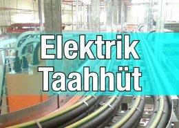 Elektrik Taahhüt