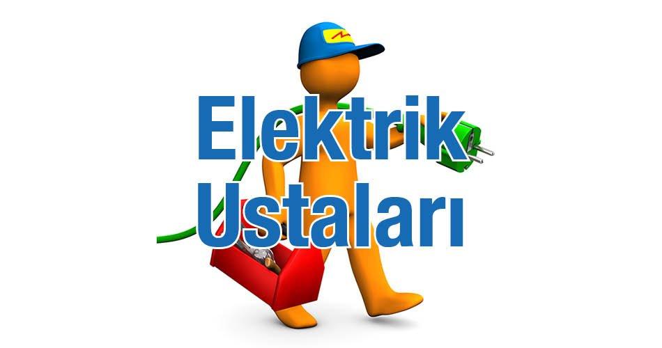 Elektrik Kalfa ve Ustaları Aranıyor