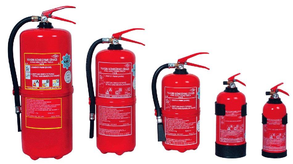 Yangın Söndürme Cihazı Dolum İhalesi