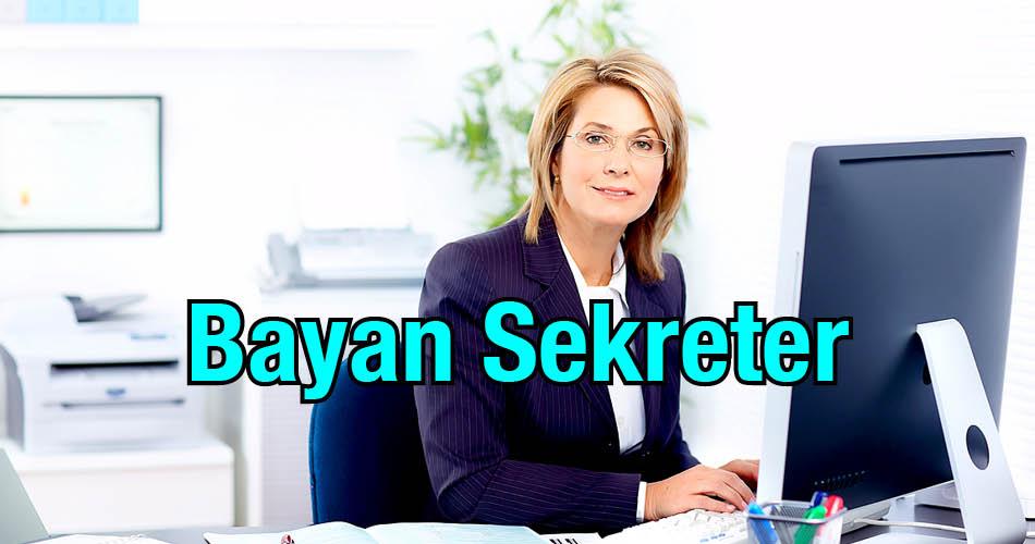Bayan Sekreter
