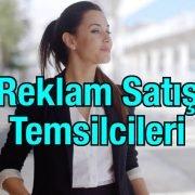 Reklam Satış Temsilcileri