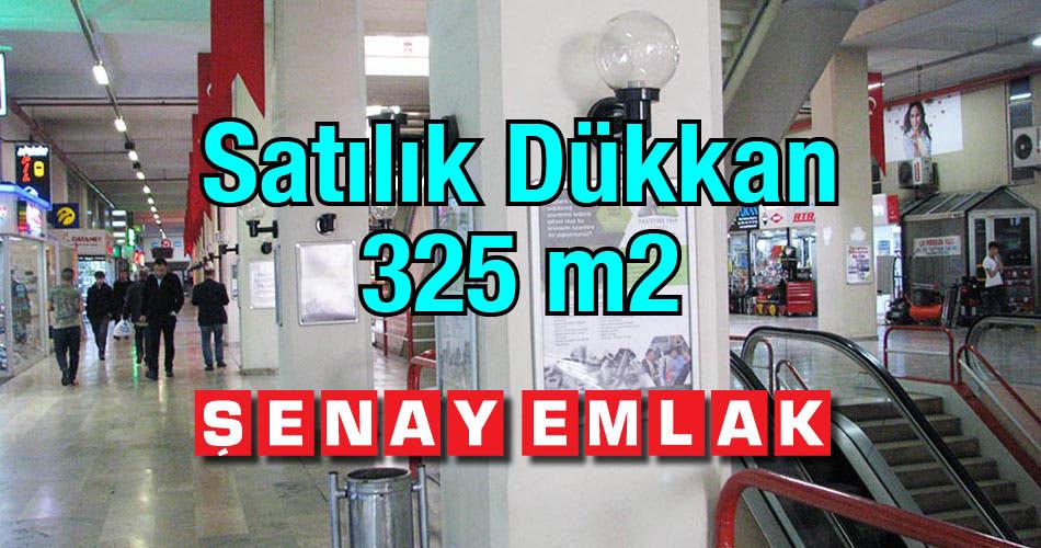 Satılık Dükkan 325 m2