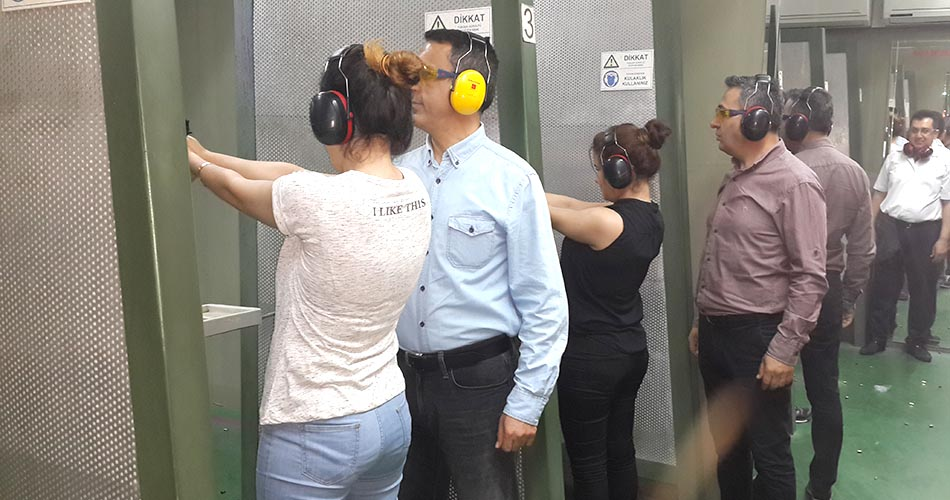 Silahlı Güvenlik Atış Eğitim İhalesi