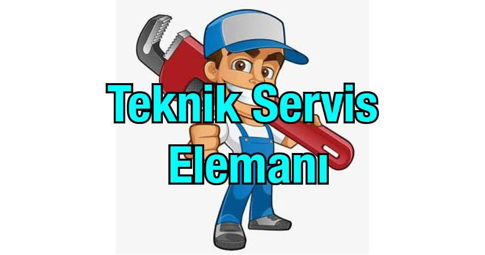 Teknik servis elemanı