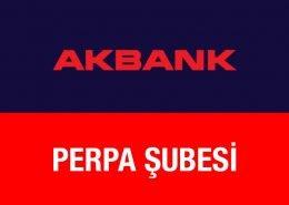 Akbank Perpa Şubesi