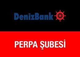 Denizbank Perpa Şubesi