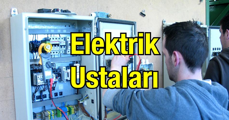 Elektrik Ustaları, Okmeydanı Civarında Oturan İde Elektrik - Perpa