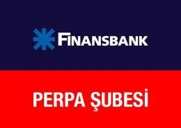 Finansbank Perpa Şubesi
