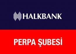 Halkbank Perpa Şubesi