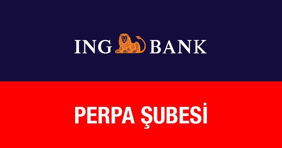 INGBank Perpa Şubesi