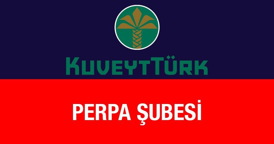 KüveytTürk Perpa Şubesi