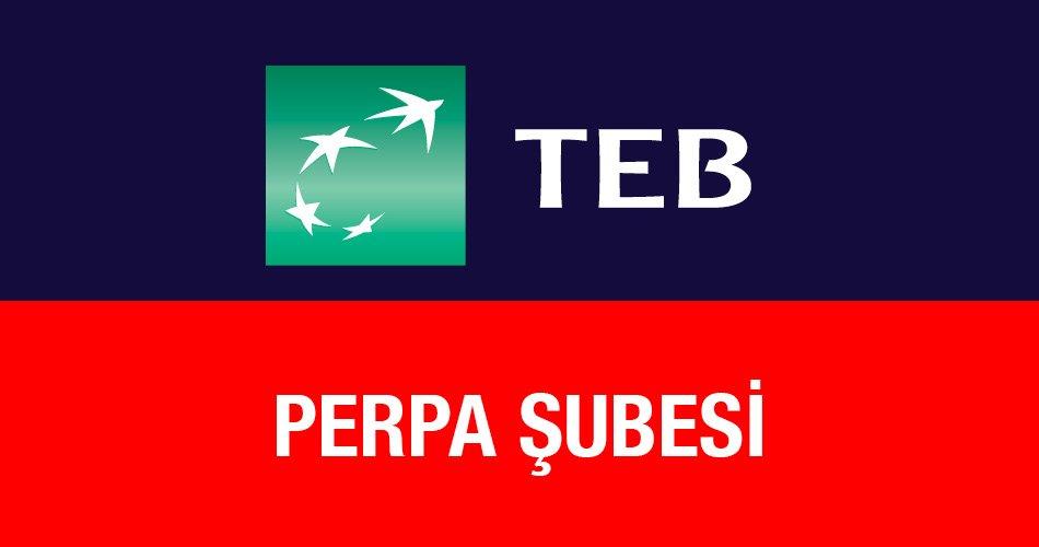 Teb Perpa Şubesi