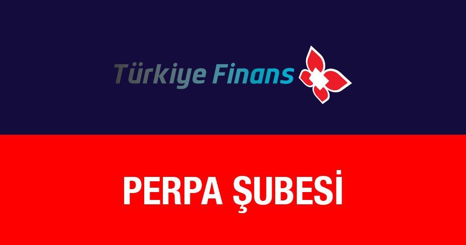 Türkiye Finans Perpa Şubesi