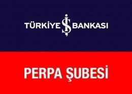Türkiye İş Bankası Perpa Şubesi