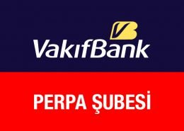 Vakıfbank Perpa Şubesi