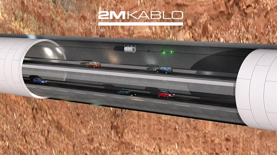 2M Kablo Avrasya Tüneli