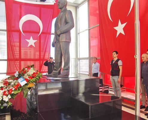 Cumhuriyet Bayramı 2018 Bayrak Töreni