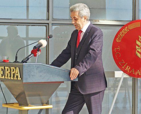 Cumhuriyet Bayramı 2018 Başkan Hasan Sezgin