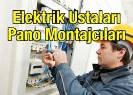 Elektrik Ustaları Pano Montajcıları