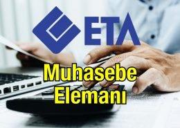 ETA Bilen Muhasebe Elemanı