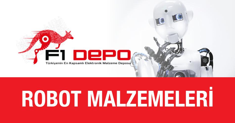 F1 Depo Robot Teknoloji Ürünleri