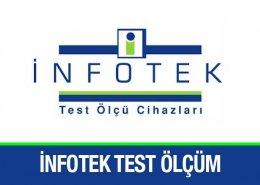 İnfotek Test Ölçüm Cihazları