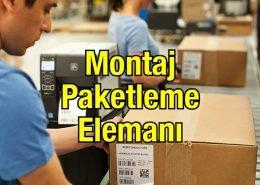 Montaj Paketleme Elemanı