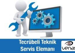 Tecrübeli Teknik Servis Elemanı