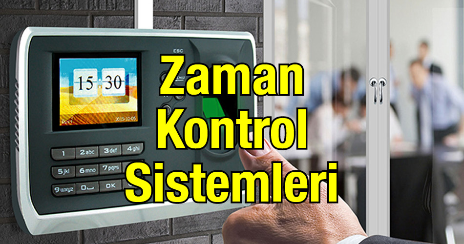 Zaman Kontrol Sistemleri