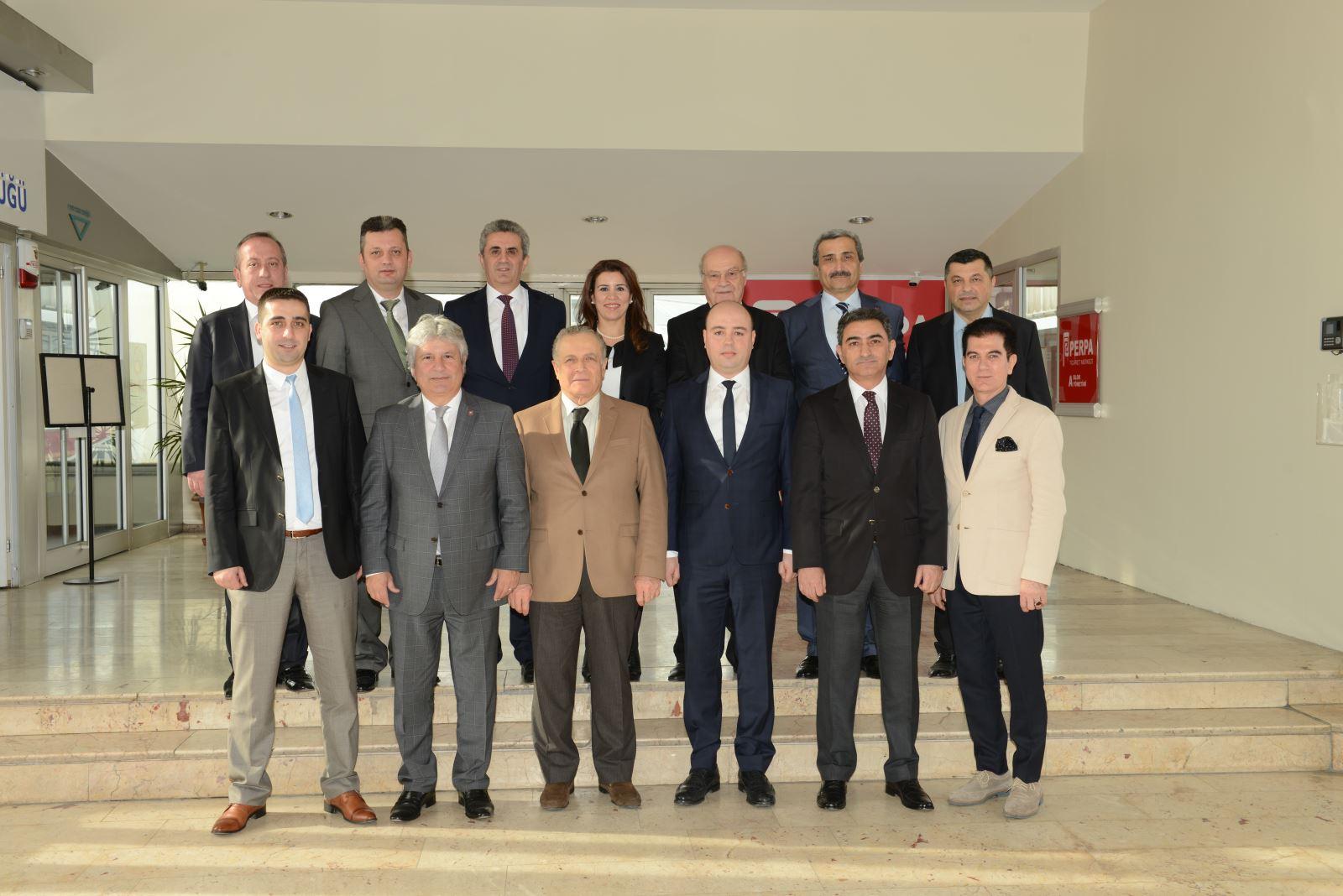 2016 Genel Kurul Sonrası İlk Toplantı