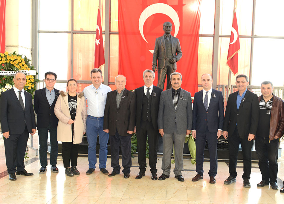 Mustafa Kemal Atatürk Perpa 2018 Hasan Sezgin