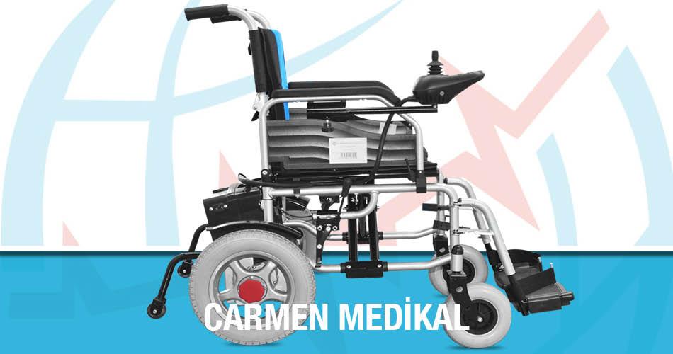 Carmen Medikal Tekerlekli Sandalye