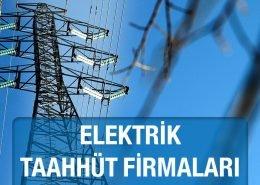 Perpa Elektrik Taahhüt Firmaları