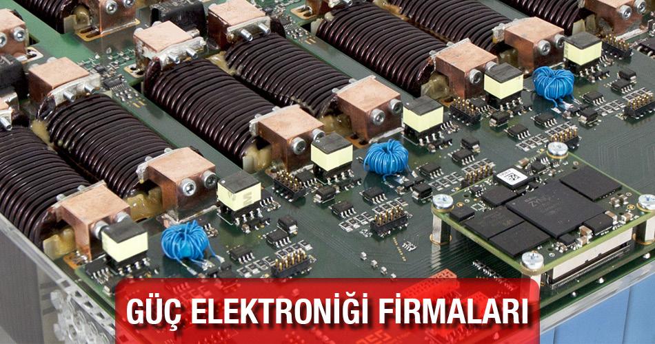 Güç Elektroniği Firmaları