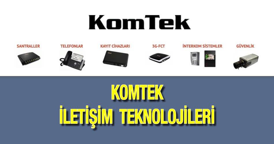 Komtek İletişim Teknolojileri